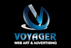 Voyager Web Art